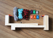 loom wooden diy,wood knitting looms bracelet making tool,fashion wrist twists bracelet maker for jewelry making