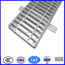 high quality galvanized trench drain grating cover