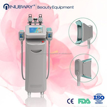 2015 professional vertical vacuum cryotherapy fat freeze lipo cryo device
