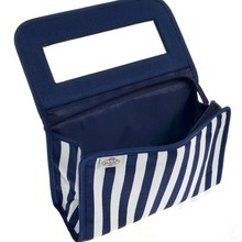 Factory price hot selling cosmetic bag with mirror
