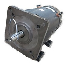 DC Traction Motor, Electric Golf Cart Motor, Motor for golf trolley