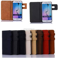 Wholesale cheap price pu leather custom mobile phone case cover for iphone 6