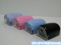 Quality Blade Automatic Electric Office Pencil Sharpener with auto stop RS-4441