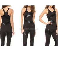 OEM Ladies Fashion Fitness Dry fit sexy Wholesale Gym apparel Women's yoga wear