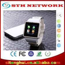 New MOMITIME MT-08 Bluetooth Smart Watch 1.54''HD Screen Android 4.2.2 Bluetooth 4.0 Wifi FM NFC GPS Mobile Phone