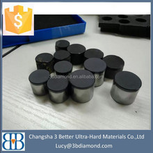 pdc cutters for drilling bit/PDC cutters oil gas core drill bit/pdc diamond PDC cutter manufacturer