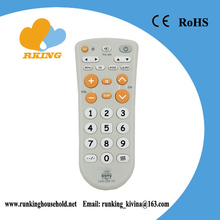 Universal TV remote control for LCD/LED /HD TV