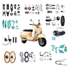 China Wholesale Cheap Scooter Parts & Accessories with OEM quality