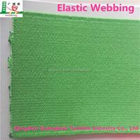 1 Inch Various colors cheap Polyester Elastic Webbing 50 yd New design jacquard elastic webbing
