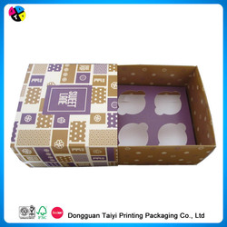 Hot sale cupcake boxes - hold 2 cupcakes