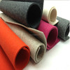 Thick acoustic industrial needle punched polyester felt fabric