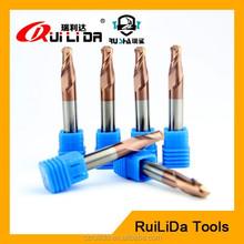corner radius china tool milling cutter