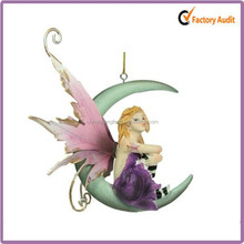 With Butterfly Wings Of An Angel The Moon Popular Style Butterfly Gift