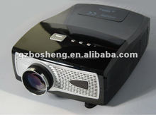 Best quality ! Best Native 1280*800P 2600 lumens 20000 Hours LED LCD Video Projector with USB ,HD-895 projector