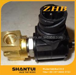 WD615 Weichai Engine spare parts solenoid valve 612600190114