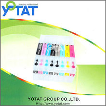 Wide format ink cartridge T5814 T5815 T5812 T581B T581A T5819 T5817 T5818 T5811 for Epson