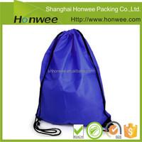 free samples custom fashion small fabric canvas drawstring bag