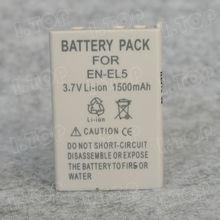 EN-EL5 Camera Battery Pack 1500mAh for Nikon Coolpix 3700 4200 5200