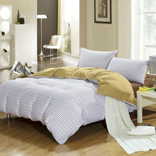 american cotton bedding sets with bed sheets and pillow cases