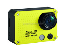 "Slow motion 2"" screen 12MP 4K resolution 60fps full hd 1080p portable car camcorder wifi"