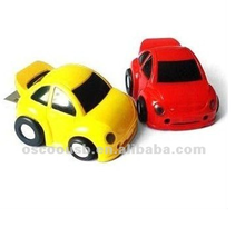 Unique cartoon car gifts usb memory stick, kids racing cars usb flash drives, bulk cheap car shape usb pen 1gb 2gb 4gb 8gb 16gb