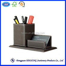 wall hanging business card holder/briefcase business card holder/vinyl business card holder