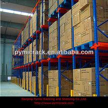 warehouse storage racking/heavy weight rack