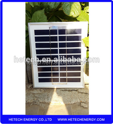 bulk buy from china best price per watt Poly 3w solar panel from pv supplier