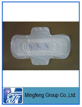 290mm sanitary napkin, made in China, Ultral thin with cotton surface