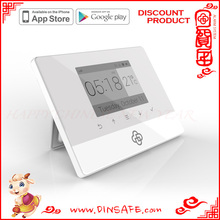 Most selling security alarm with IP camera android IOS gsm alarm system, security alarm