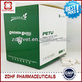farmacéuticos perro wormer medicina ivermectina comprimido/drogas en veterinaria hecho en china para la cría de perro