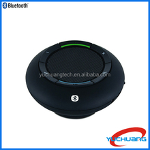 New products high-end mini portable wireless power bank bluetooth speaker with hands-free function
