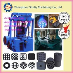 Coal and Charcoal honeycomb machine/honeycomb coal making machine