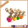 2014 new toys gift&craft wholesale kendama toy wooden skill toy kendama