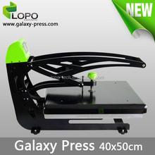 Galaxy Press heat transfer machine from LOPO