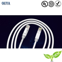 Customized networking cable spiral cable