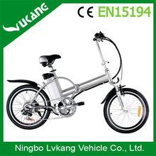 EN 15194 Approve 36V 10Ah Lithium Battery Electric Bike