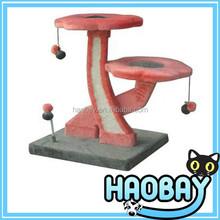 cute design pet supply cat tree pet house