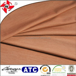 chuangwei textile - 92 polyester 8 spandex co-mingled yarn dyed fabric