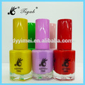 tradicional de color de esmalte de uñas esmalte de uñas de muestras gratis