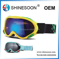 Guangzhou Factory New Design Fashionable Adult Motorcycle Goggles