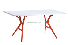 Leisure dinning table