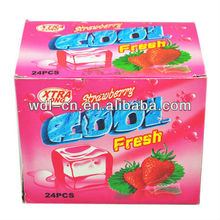 Multi-vitamin good taste candy made by sweet making machine fresh strips VE-F021