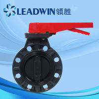 High quality tomoe butterfly valve