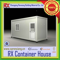 RX Building 2013 CE/ISO Certificate Modular House Container a New Kind of Living