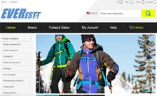 E - comercio página web diseño regalos