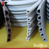 Long working life epdm foam rubber seal strip with adhesive