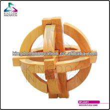 KIP-AA001 3d wooden Jigsaw Puzzle