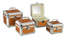 fashionable Foshan locking aluminum carry case XB-CS027