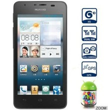 Original Huawei G510 with 4.5'' screen dual sim dual standby